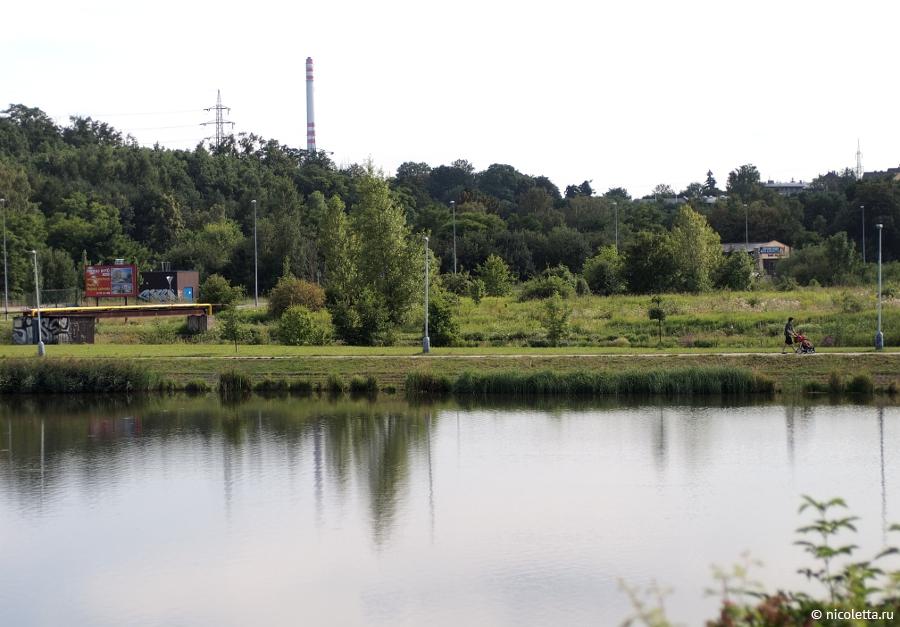 Кыйский пруд