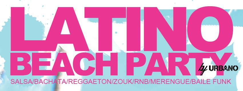 Urbano - Latino beach party