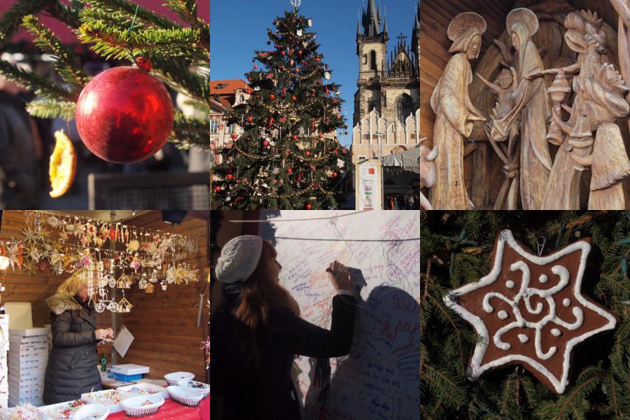 Рождество в Праге 2012