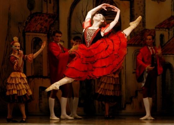 Дон Кихот в Государственной опере Праги