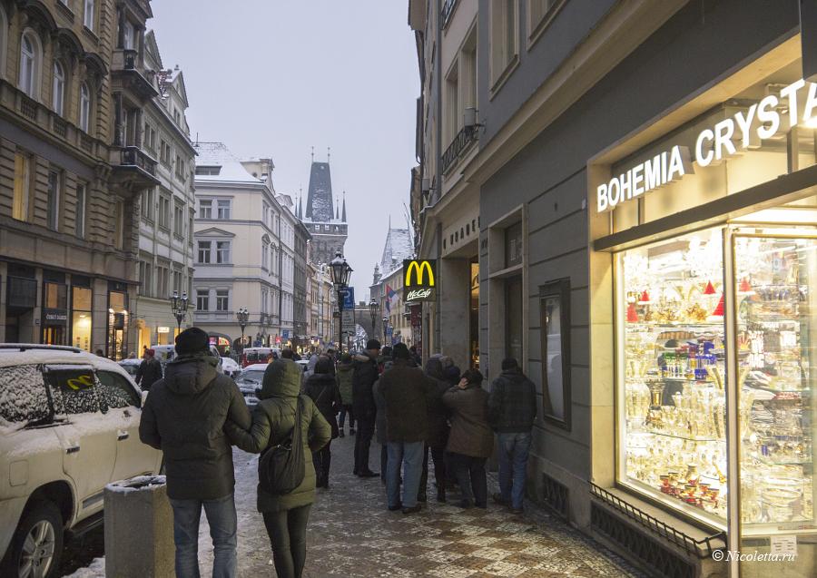 фото зимней чехии