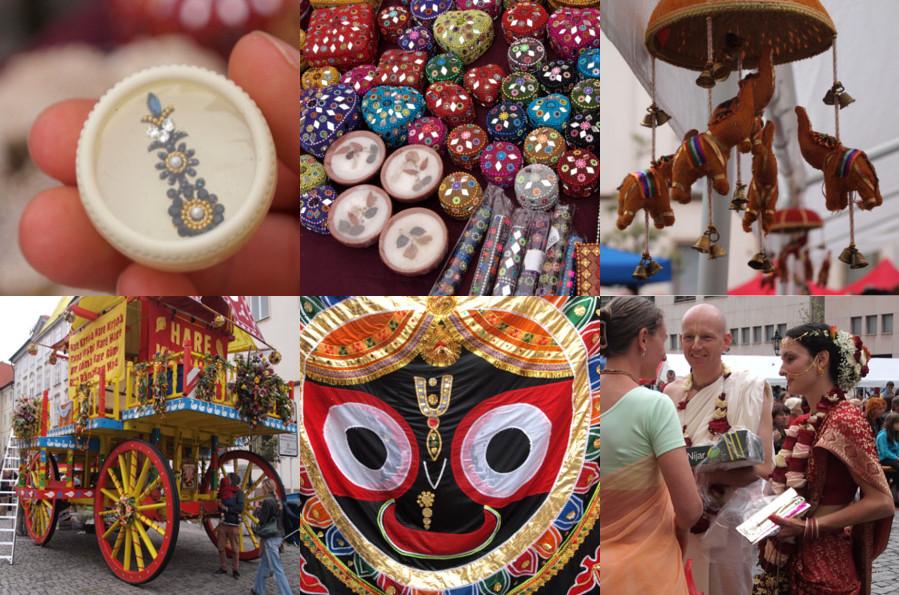 Праздник колесниц Ратха-Ятра