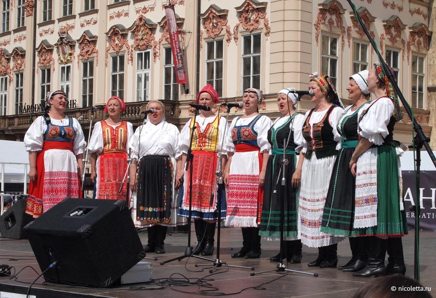 Прага - сердце народов