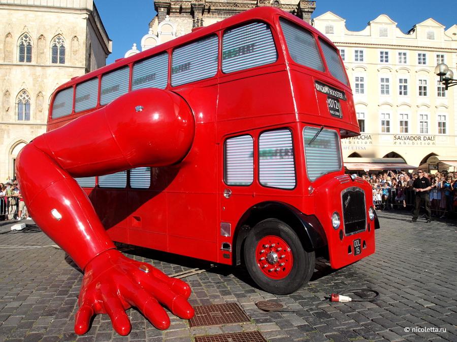 Автобус Давида Черного